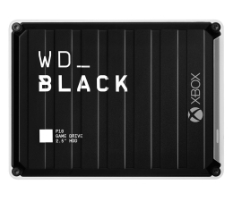 Dysk do konsoli WD Black P10 Game Drive Xbox 3TB USB 3.0