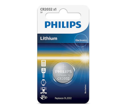 Bateria alkaliczna Philips Lithium button cell CR2032 (1szt)