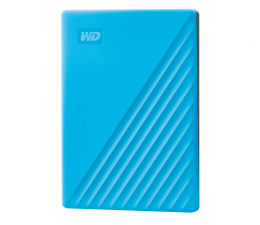 Dysk zewnetrzny/przenośny WD My Passport 2TB USB 3.0 + Etui