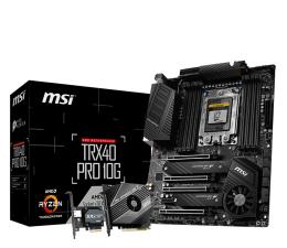 Płyta główna Socket sTRX4 MSI TRX40 PRO 10G