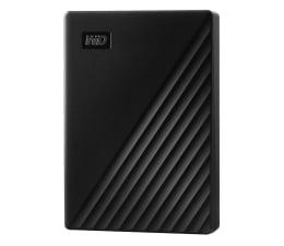Dysk zewnętrzny HDD WD My Passport 4TB USB 3.0 Czarny
