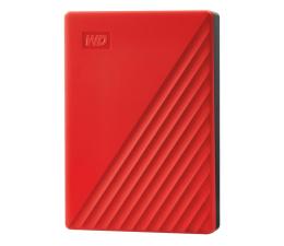 Dysk zewnetrzny/przenośny WD My Passport 4TB USB 3.0 + Etui