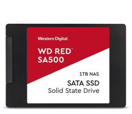 "Dysk SSD WD 1TB 2,5"" SATA SSD Red SA500"