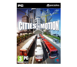 Gra na PC Paradox Interactive Cities in Motion - Metro Stations (DLC) ESD Steam
