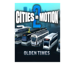 Gra na PC Paradox Interactive Cities in Motion 2 - Olden Times (DLC) ESD Steam