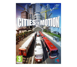 Gra na PC Paradox Interactive Cities in Motion ESD Steam