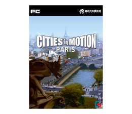 Gra na PC Paradox Interactive Cities in Motion - Paris (DLC) ESD Steam