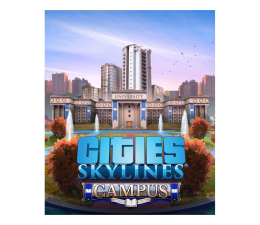 Gra na PC Paradox Interactive Cities: Skylines - Campus ESD Steam