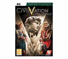 Gra na PC Take 2 Interactive Civilization 5: Gods & Kings ESD Steam