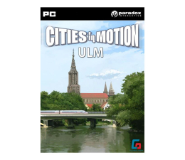 Gra na PC Paradox Interactive Cities in Motion - Ulm (DLC) ESD Steam