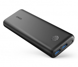 Powerbank Anker Power Bank PowerCore Select 20000 mAh (czarny)