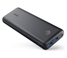 Powerbank Anker Power Bank PowerCore II 20000 mAh (czarny)