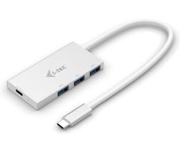 Hub USB i-tec Hub USB-C - 3x USB, USB-C (PD)