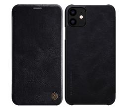 Etui / obudowa na smartfona Nillkin Etui Skórzane Qin do iPhone 11 czarny