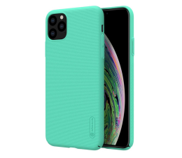 Etui / obudowa na smartfona Nillkin Super Frosted Shield do iPhone 11 Pro Max zielony