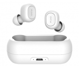 Słuchawki bezprzewodowe QCY T1 TWS Białe