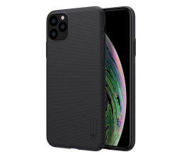 Etui / obudowa na smartfona Nillkin Super Frosted Shield do iPhone 11 Pro czarny