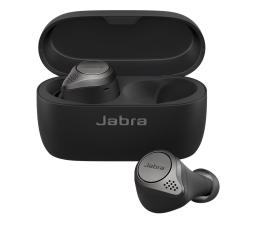 Słuchawki bezprzewodowe Jabra Elite 75t srebrne