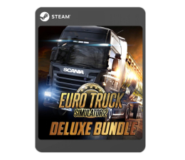 Gra na PC PC Euro Truck Simulator 2 (Deluxe Bundle) ESD Steam