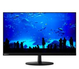 """Monitor LED 27"""" Lenovo L28u-30 czarny"""