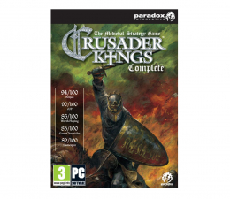 Gra na PC Paradox Interactive Crusader Kings Complete ESD Steam