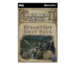 Gra na PC Paradox Interactive Crusader Kings II Byzantine Unit Pack (DLC) ESD
