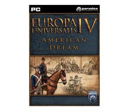 Gra na PC Paradox Interactive Europa Universalis IV - American Dream (DLC) ESD