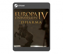Gra na PC PC Europa Universalis IV - Dharma (DLC) ESD Steam