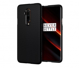 Etui / obudowa na smartfona Spigen Liquid Air do OnePlus 7T Pro Black