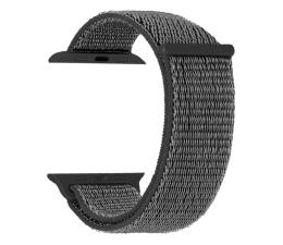 Pasek / bransoletka TOPP Pasek do Apple Watch 42/44mm Nylon Siatka grafit