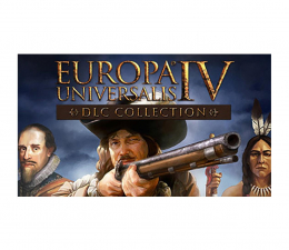 Gra na PC Paradox Interactive Europa Universalis IV (DLC Collection) ESD Steam