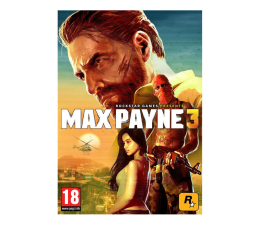 Gra na PC PC Max Payne 3 (Complete Edition) ESD Steam