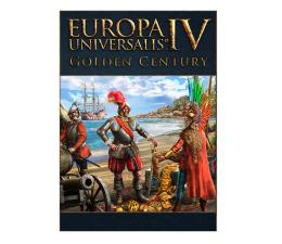 Gra na PC Paradox Interactive Europa Universalis IV - Golden Century (DLC) ESD
