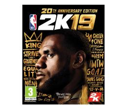 Gra na PC PC NBA 2k19 (20th Anniversary Edition) ESD Steam