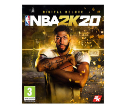 Gra na PC PC NBA 2K20 (Digital Deluxe Edition) ESD Steam