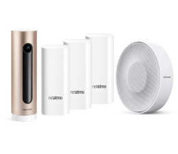 Centralka/zestaw Netatmo Security Smart Home (Welcome + Tags + Siren)