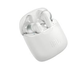 Słuchawki bezprzewodowe JBL Tune T220TWS Białe