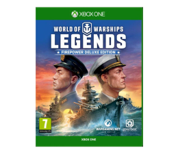Gra na Xbox One Xbox WORLD OF WARSHIPS: LEGENDS