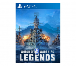 Gra na PlayStation 4 PlayStation WORLD OF WARSHIPS: LEGENDS