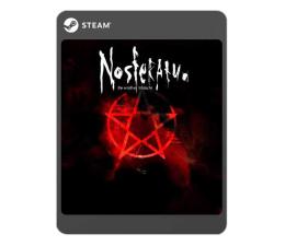 Gra na PC PC Nosferatu: The Wrath of Malachi ESD Steam