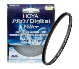 Filtr fotograficzny Hoya Protector PRO1D 77 mm