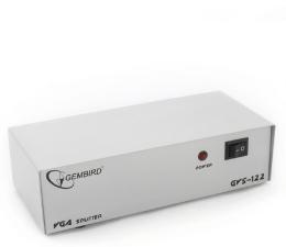 Przejściówka Gembird Splitter VGA - VGA (2 monitory)