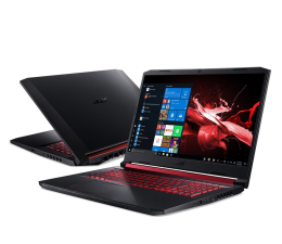 "Notebook / Laptop 17,3"" Acer Nitro 5 i5-8300H/16GB/512/W10 IPS 120Hz"