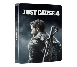 Gra na PlayStation 4 PlayStation JUST CAUSE 4 STEELBOOK EDITION