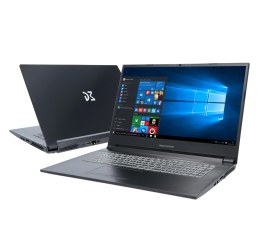 "Notebook / Laptop 17,3"" Dream Machines RG2060 i7-9750H/8GB/1TB/Win10X RTX2060"
