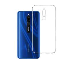 Etui/obudowa na smartfona 3mk Clear Case do Xiaomi Redmi 8