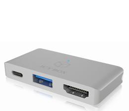 Stacja dokująca do laptopa ICY BOX USB-C - USB-C, USB, HDMI