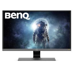 "Monitor LED 32"" i większy BenQ EW3270U czarny 4K HDR"