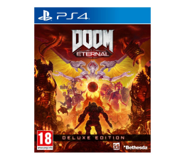 Gra na PlayStation 4 id Software Doom Eternal Deluxe Edition