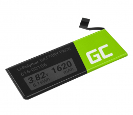 Bateria do smartfonów Green Cell Bateria A1662 do Apple iPhone SE + zestaw narzędzi